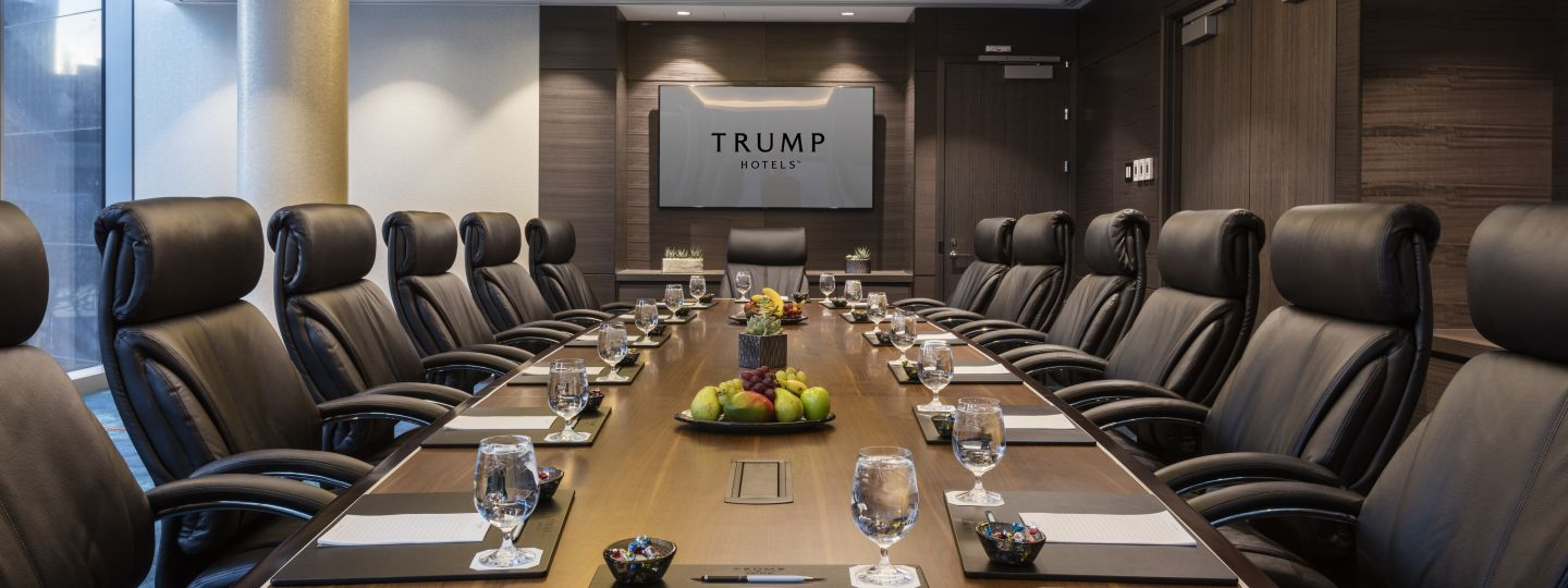 Vancouver Event Venues Trump Vancouver Meetings Amp Events