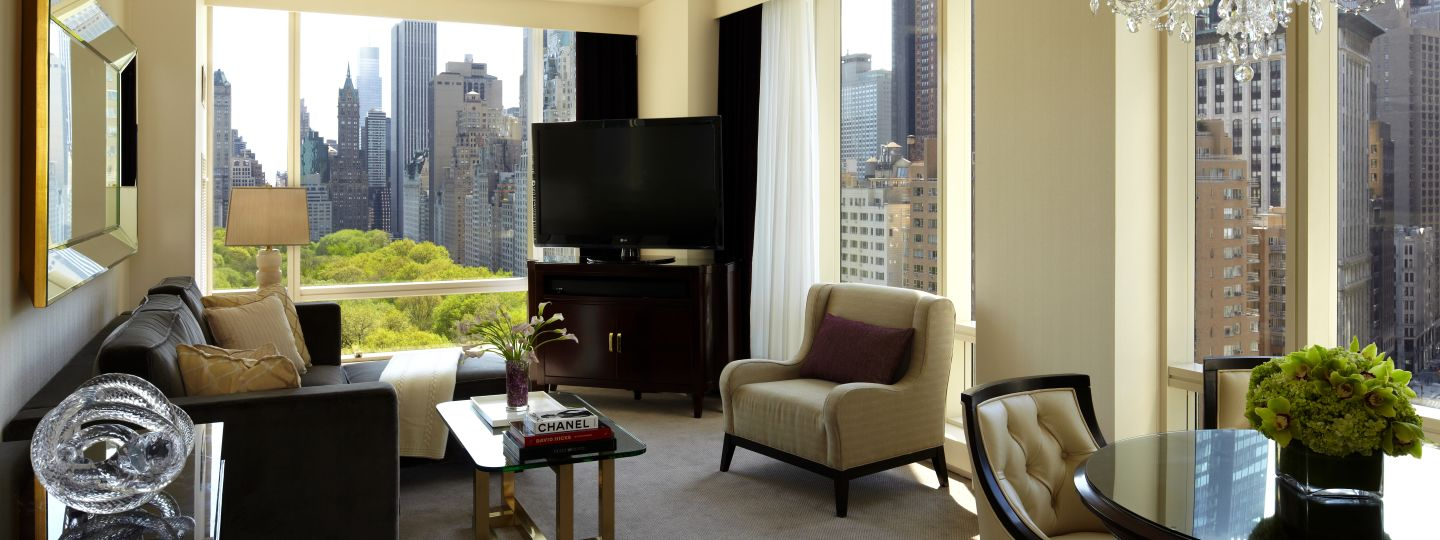 Hotel Suites New York City Trump Hotel New York 3 4 Bedroom Suites