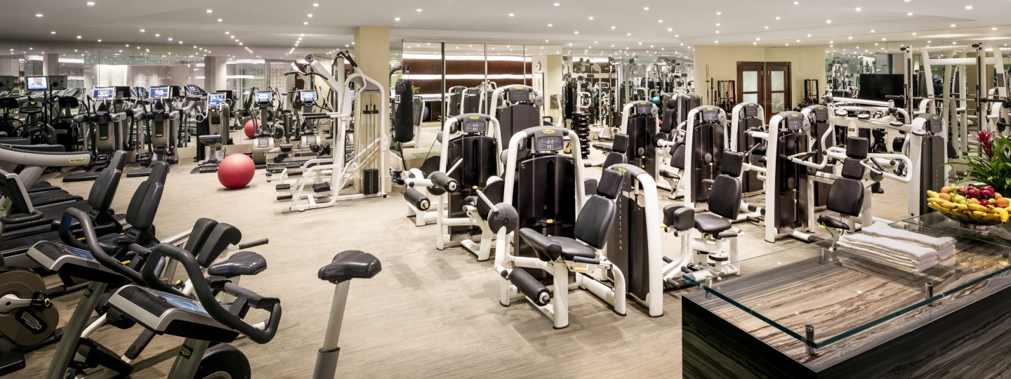 Nyc Hotels With Indoor Pools Trump New York Fitness Center