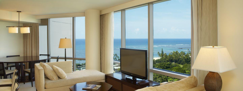 Trump Waikiki Hotel Suite