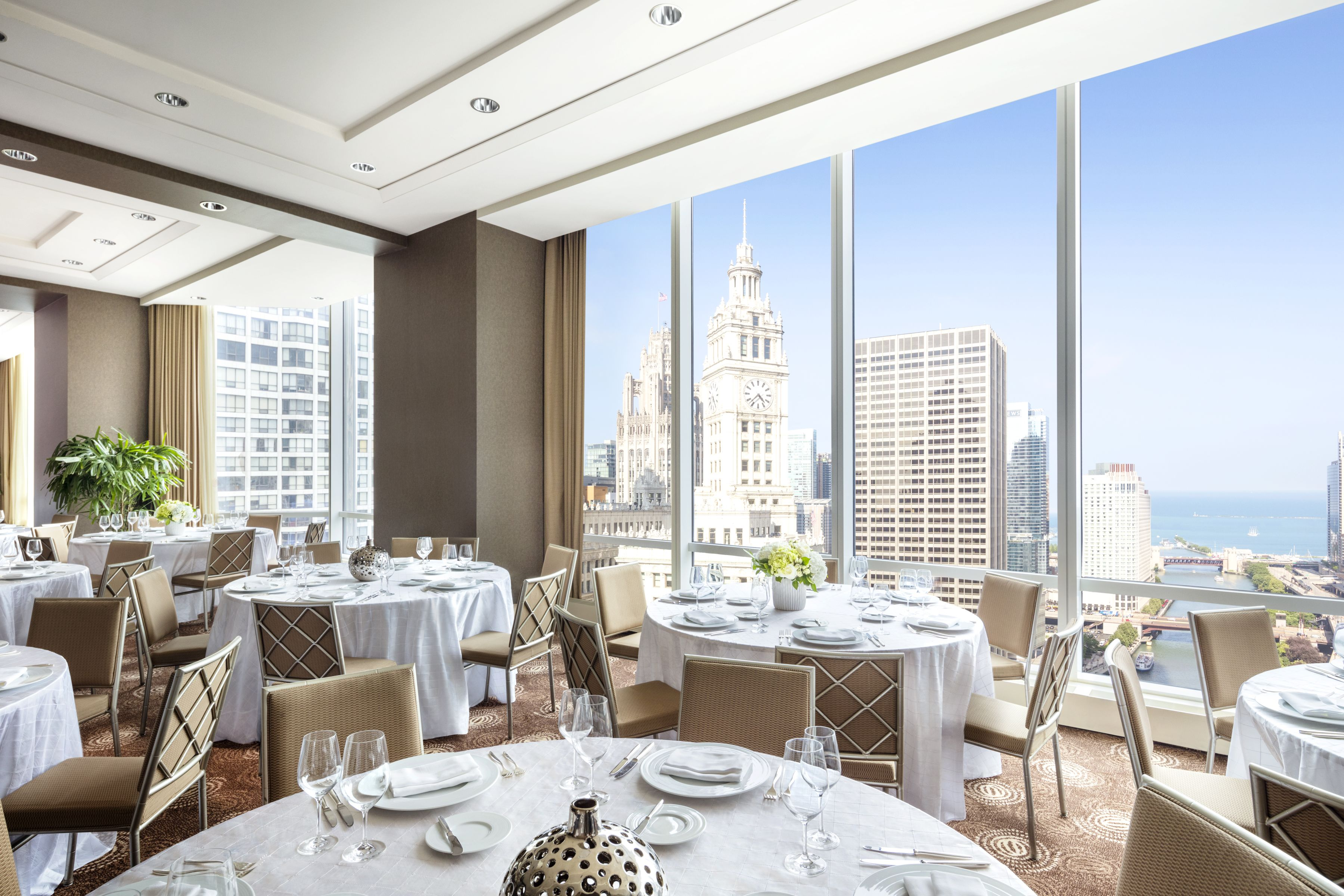 Event Space with Chicago River Views