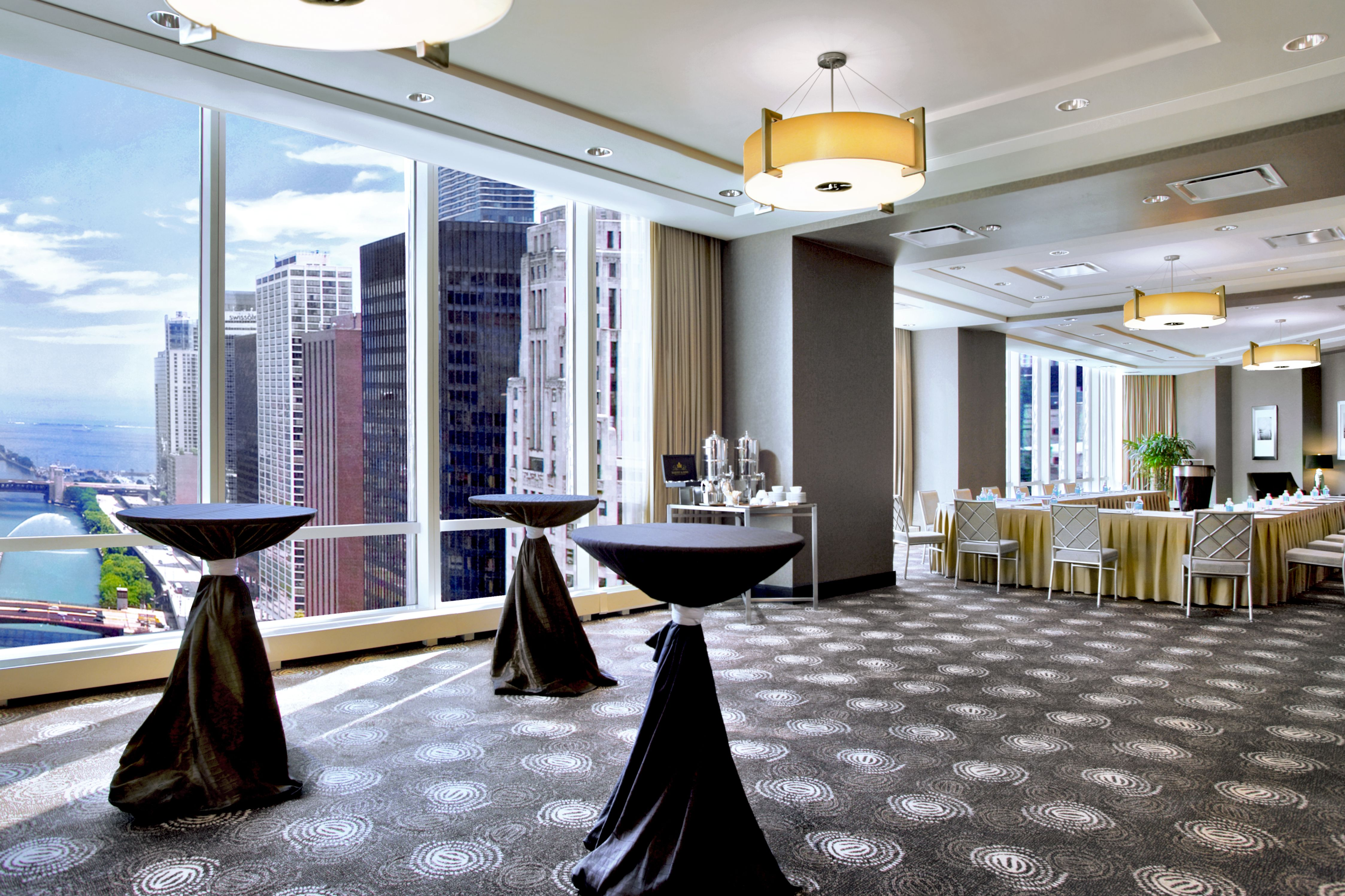 Event Space by Chicago River