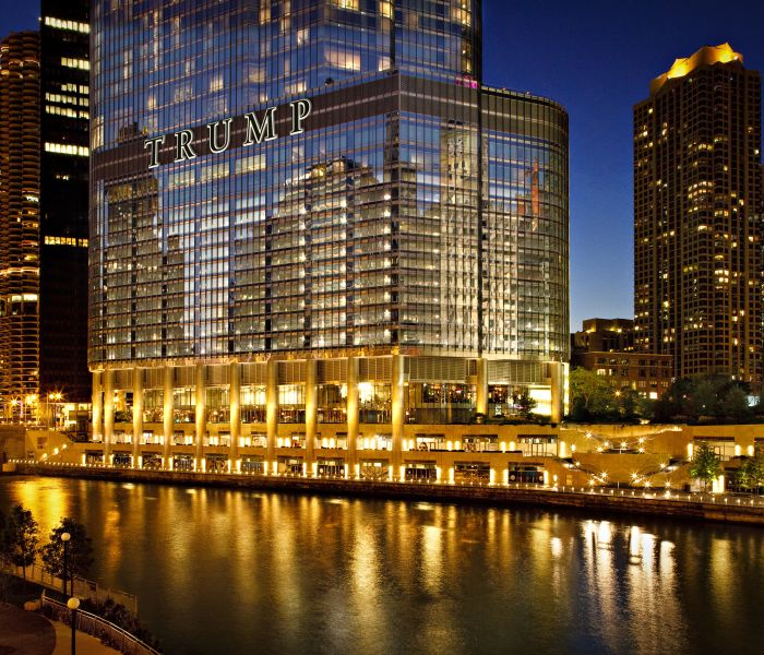 Downtown Chicago Hotels | Trump Hotel Chicago | Luxury Hotels Chicago