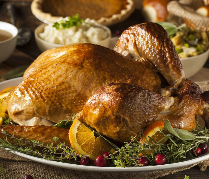Event - Thanksgiving at Trump Central Park