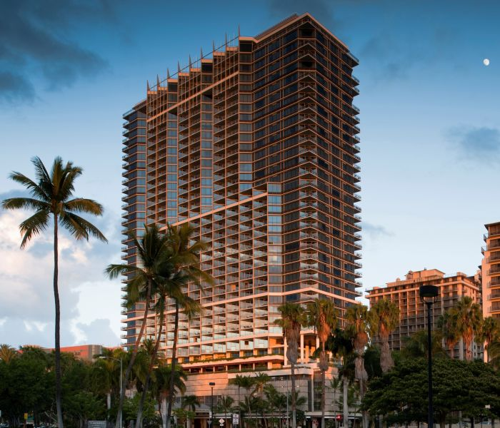 Pin by Trump International Hotel Waik on Trump Waikiki ... |Trump Tower Waikiki Hotel