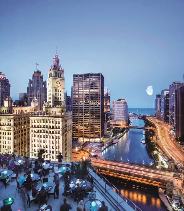 Chicago 5 Star Luxury Hotels Trump Chicago Virtual Tour