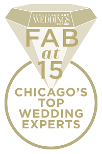 Chicago's Top Wedding Experts award