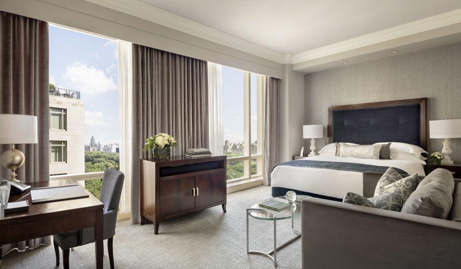Junior Suite Overlooking Central Park
