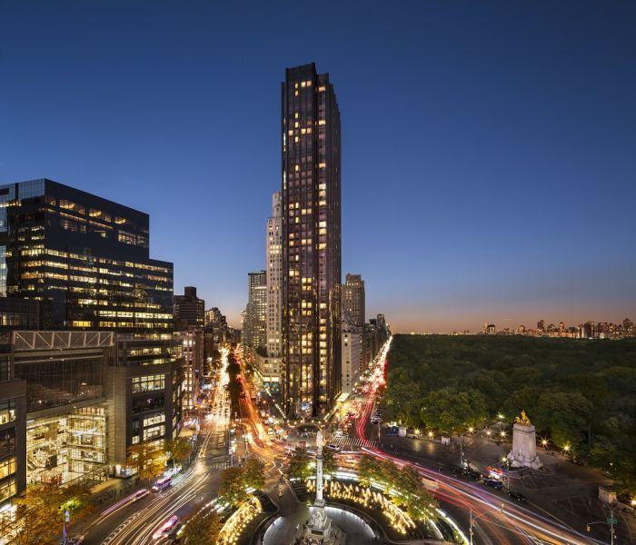 Trump International Hotel & Tower® New York