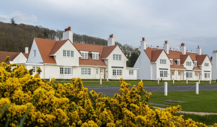 Trump Turnberry Cottage Suite Exterior
