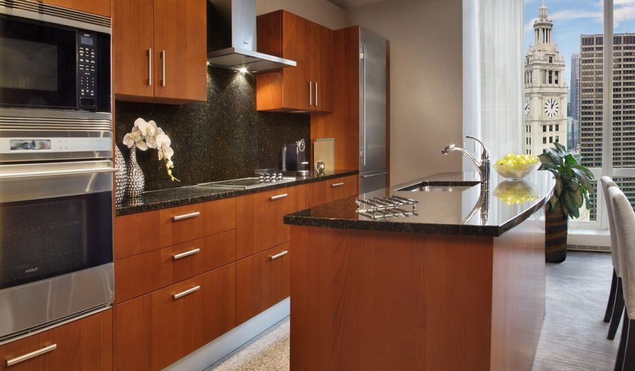 Grand Suite Fully Equipped Kitchen