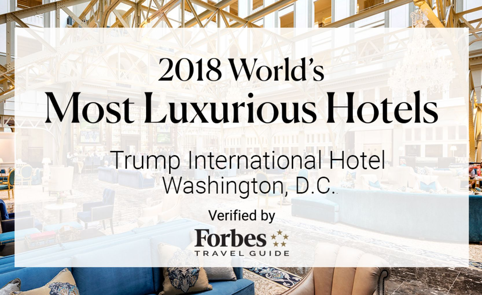 forbes worlds most luxurious hotels - washington dc