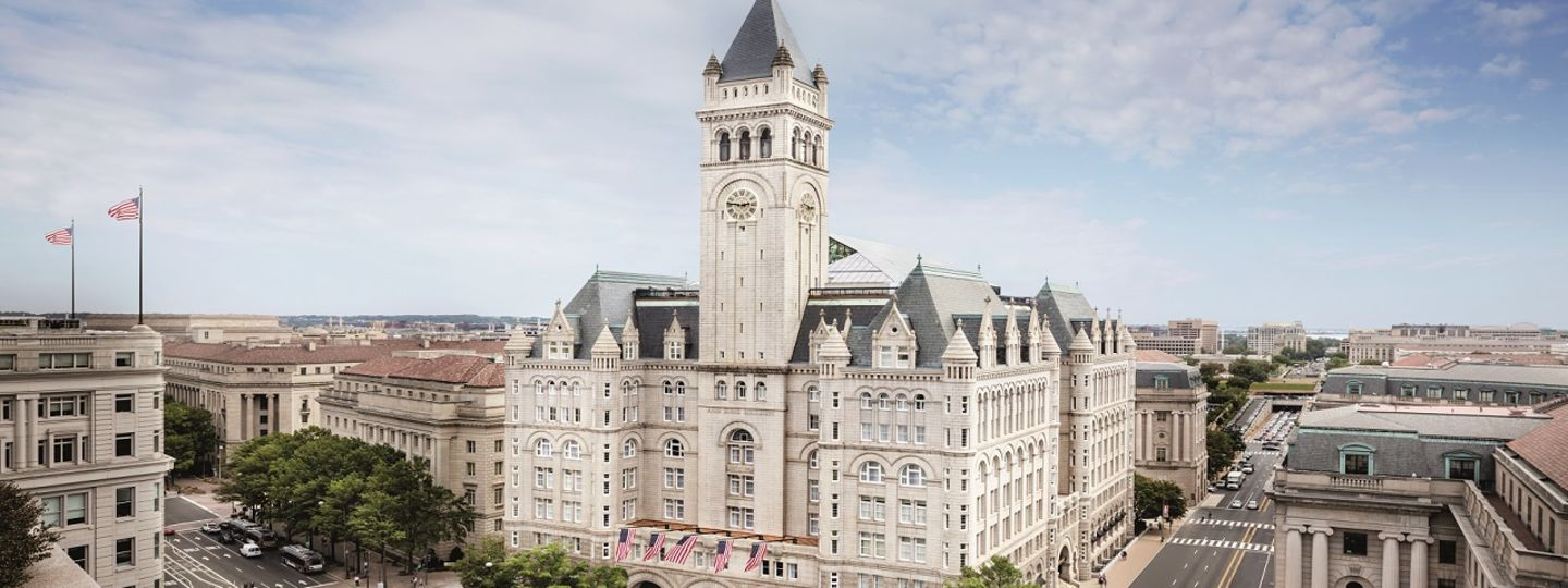 Trump Washington DC Hotel