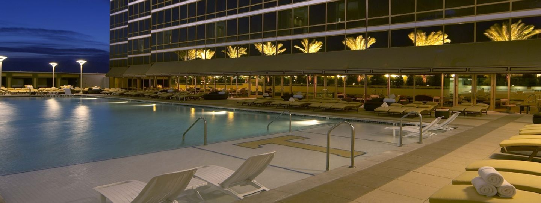 Trump Las Vegas outdoor pool