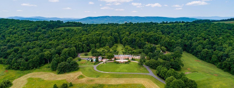 Albemarle Estate exterior grounds
