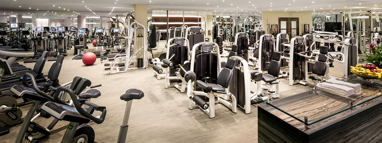 Trump New York Fitness Club