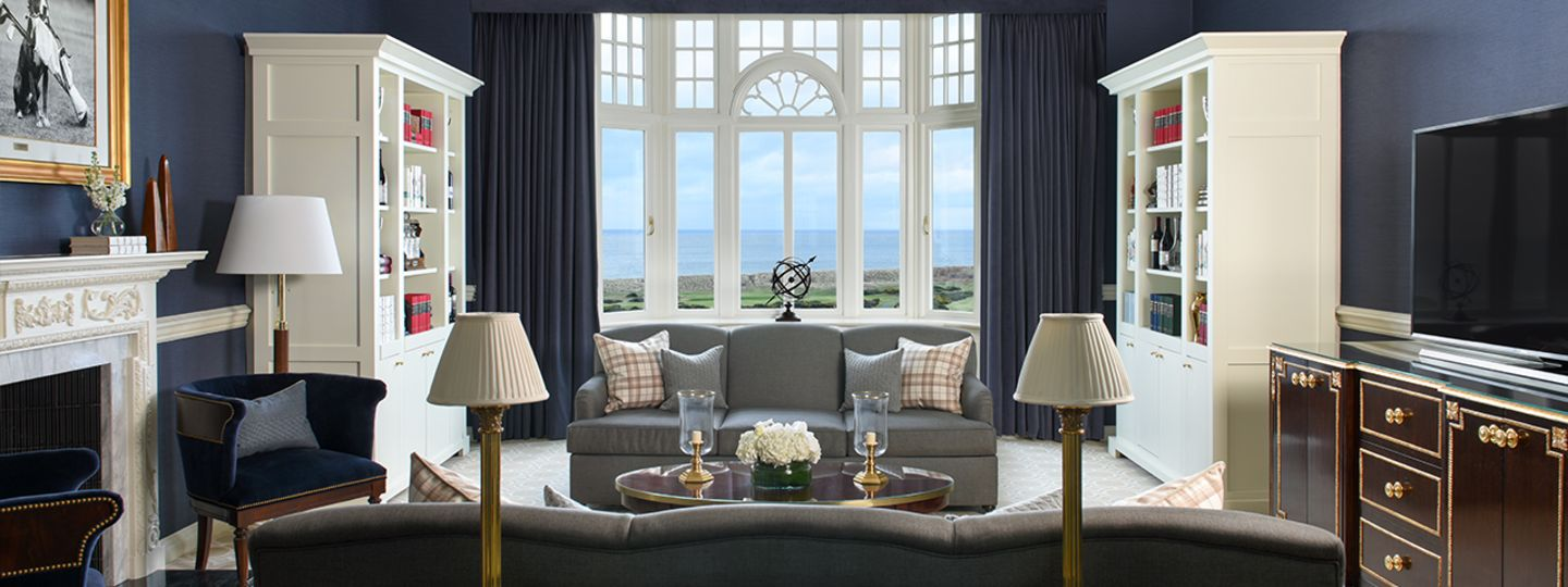 Turnberry Suite Overlooking the Ocean