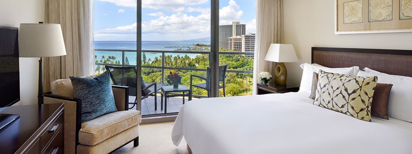 Trump Waikiki Guest Rooms