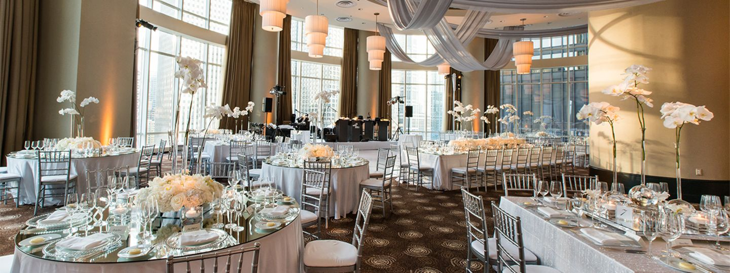 Chicago Grand Ballroom Wedding