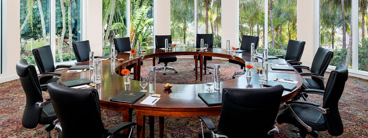 Small Meeting Space at Doral