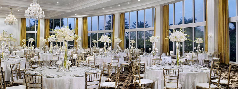 Doral Crystal Ballroom