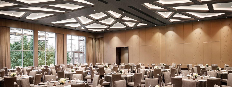 The Grand Ballroom at Vancouver