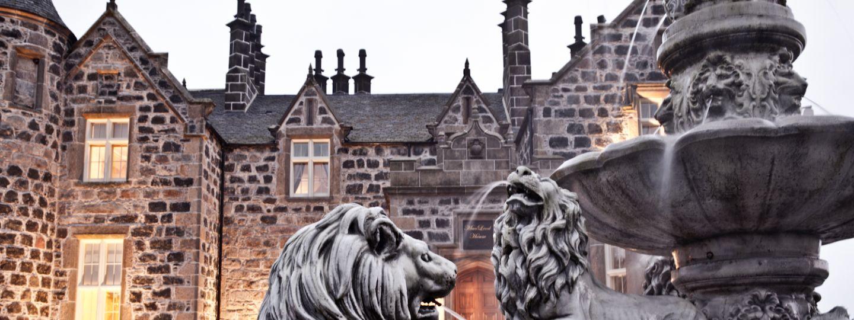 Scotland Hotel Exterior