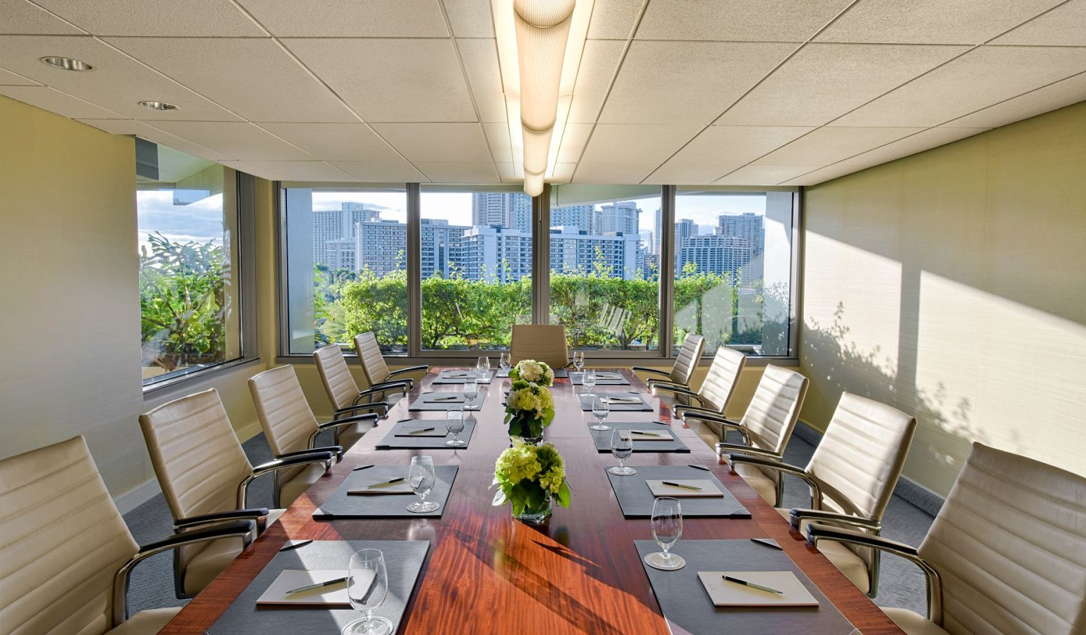 Boardroom at Waikiki