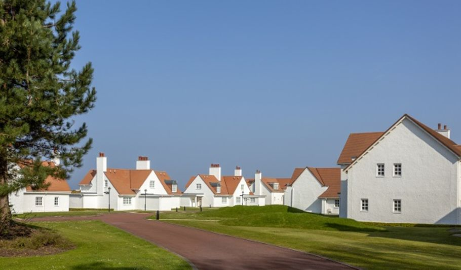 Trump Turnberry Self Catering Villas Exterior
