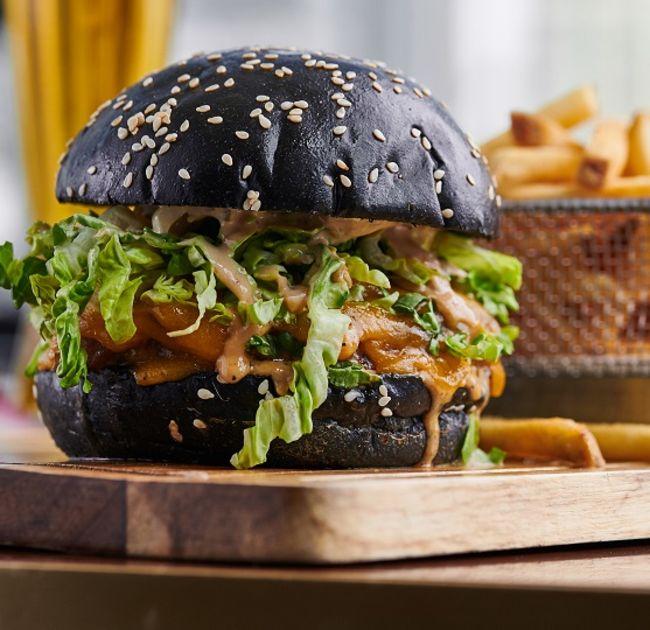 Terrace 16 Burger