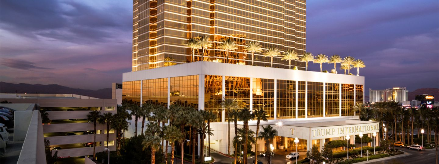 Las Vegas Hotels Ranked By Number Of Rooms