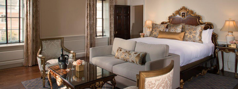 Albemarle Guest Room