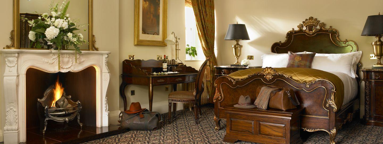 Aberdeenshire Hotel Room