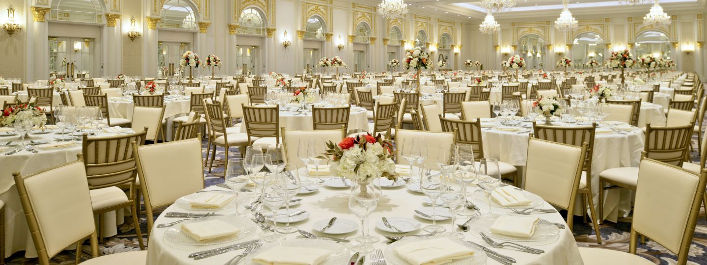 Dc Wedding Venues Trump Hotel Dc Weddings Washington Dc