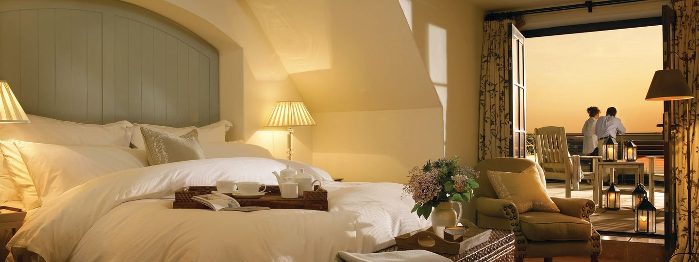 luxury accommodations ireland