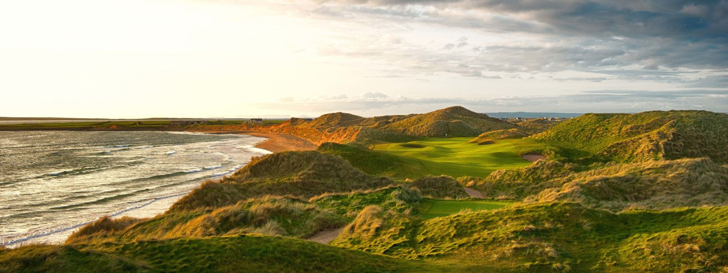 trump golf links ireland