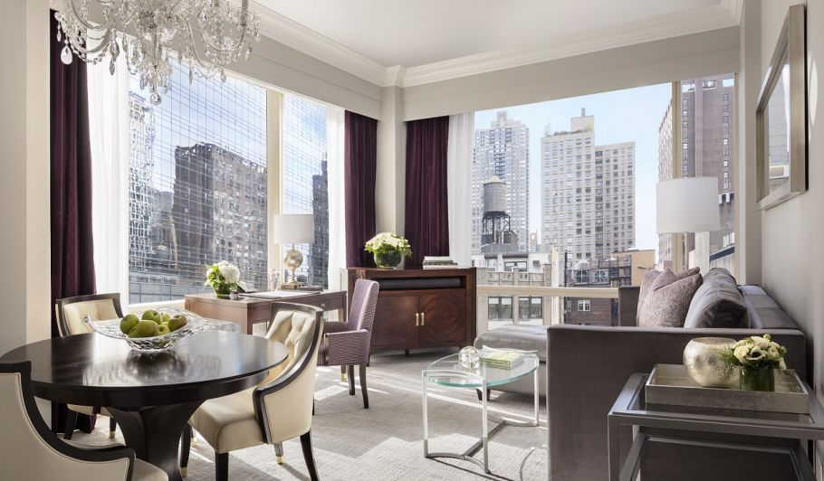 Nyc Hotels With Kitchens Trump International Hotel New York