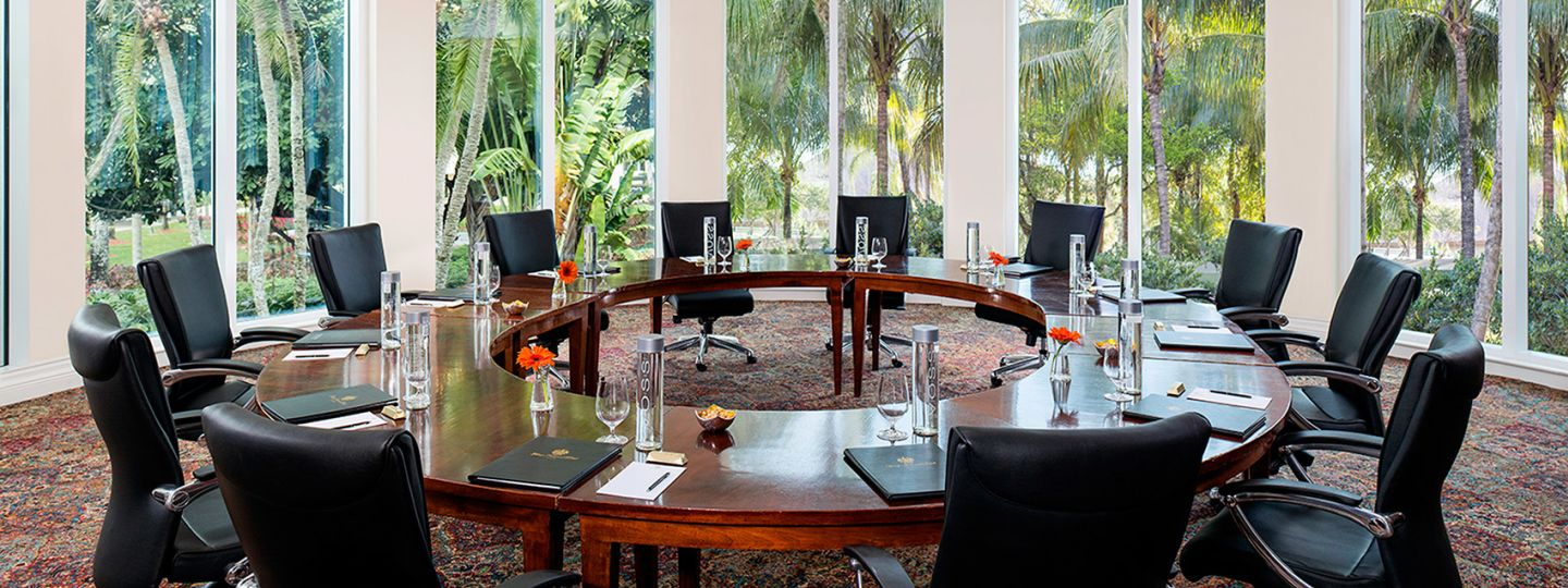 Small Meeting Space in Florida