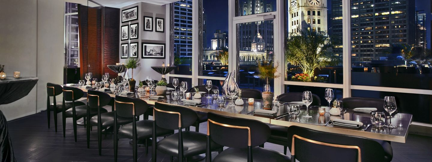 Private Dining at Trump Chicago