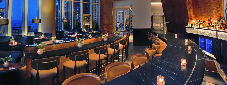Rooftop Restaurants in Chicago | Trump Hotel Chicago ...
