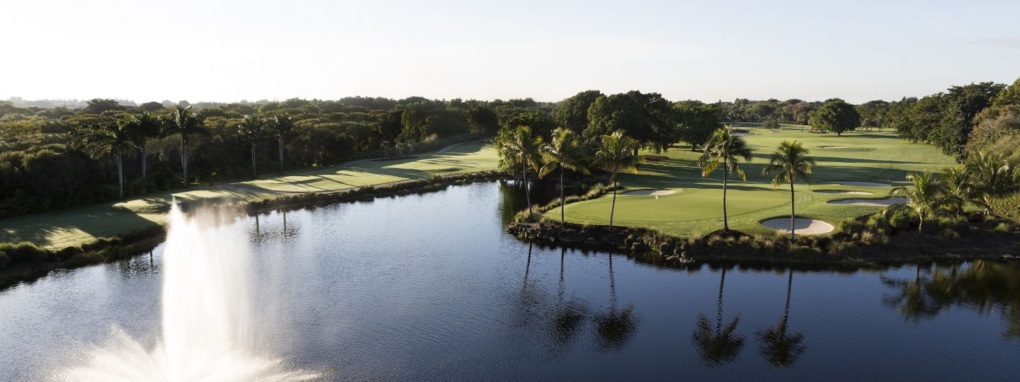 Drone Shot of the Silver Fox Hole 3