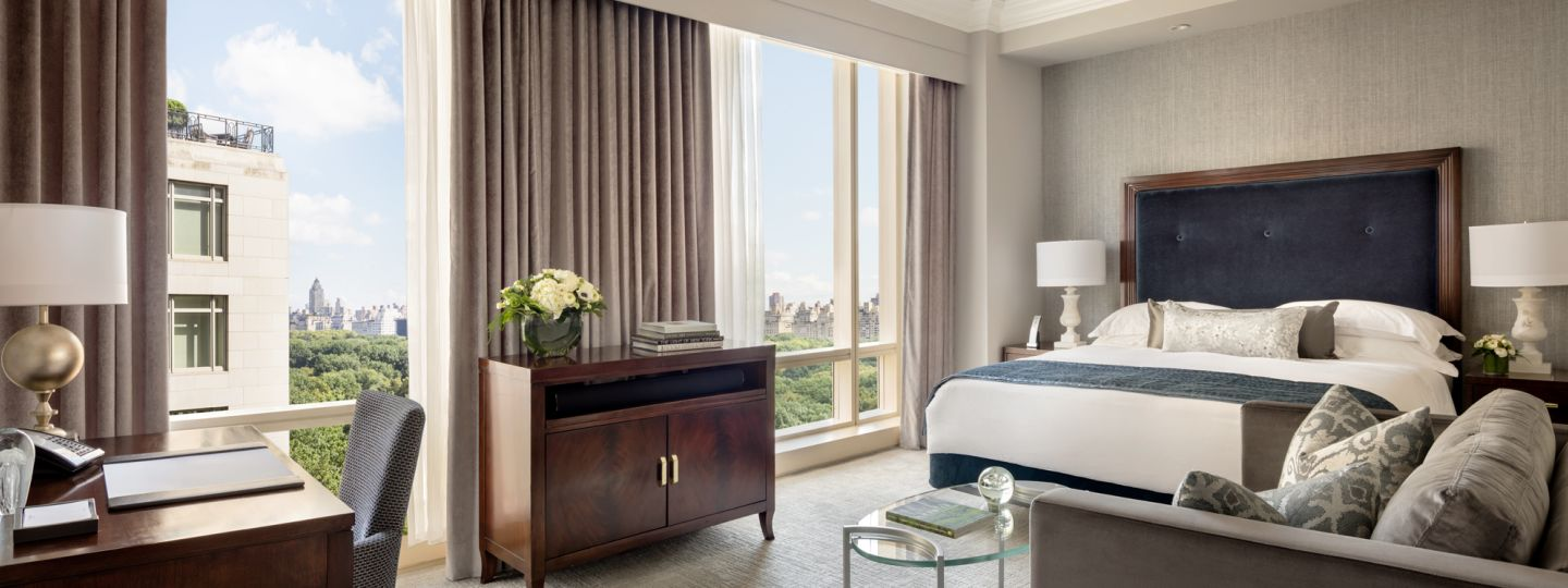 trump new york guest room