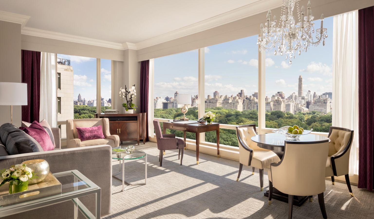 two bedroom suite in new york city