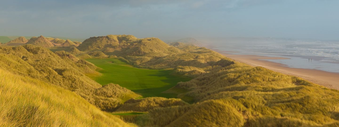 Aberdeenshire Scotland Golf