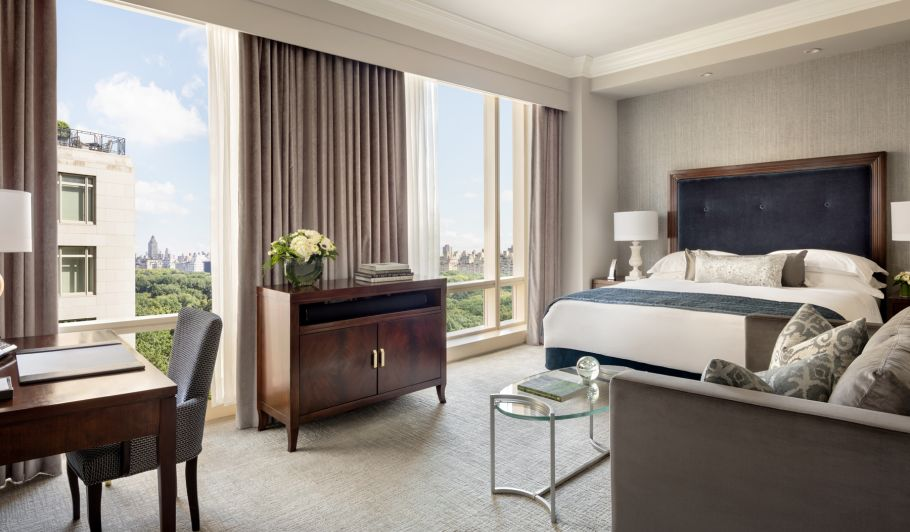 junior suite in central park