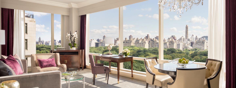 trump new york suite