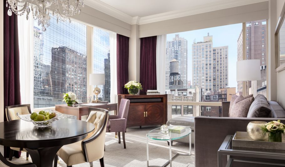 new york city view suite
