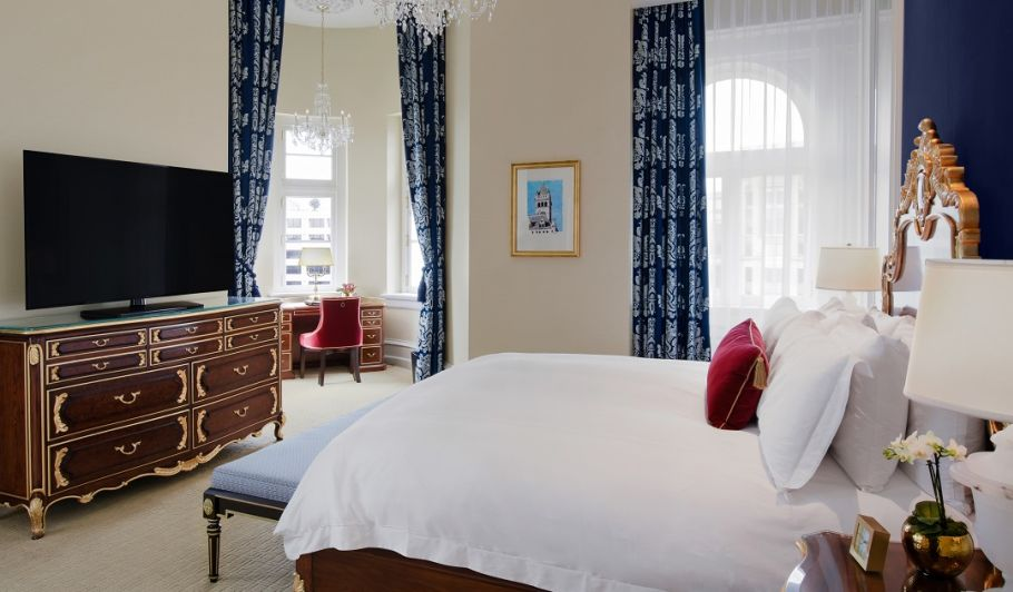 One-Bedroom Suite at D.C.