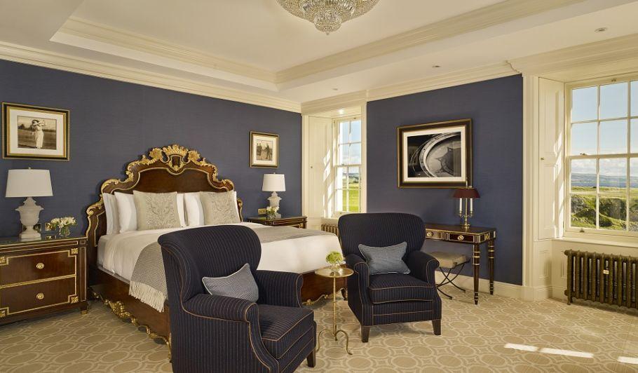 Hotel Suite Living Area