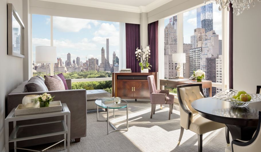 Nyc Hotels With Kitchens Trump International Hotel New